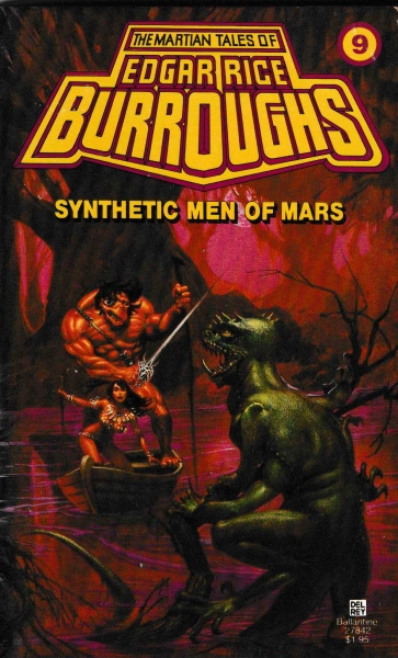 Burroughs, E.R.: SYNTHETIC MEN OF MARS