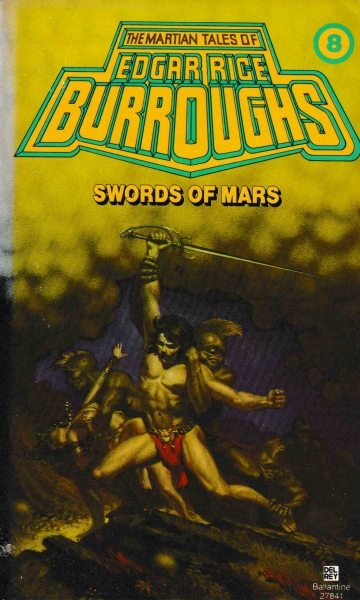Burroughs, E.R.: SWORDS  OF MARS