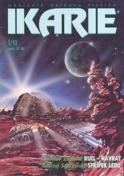 IKARIE 1993/05