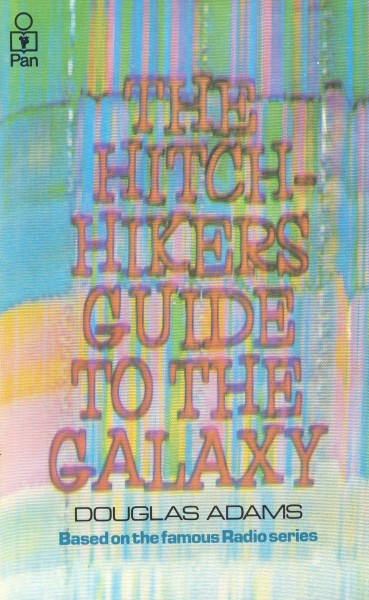 Adams, Douglas: THE HITCHHIKER´S GUIDE TO THE GALAXY